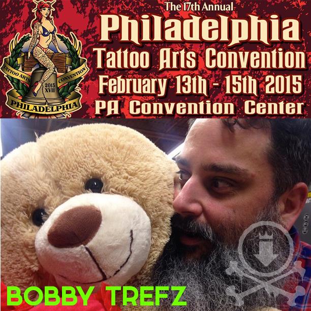 Bobby Phila Con 2015 claire