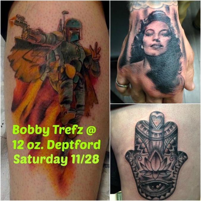 Bobby at Deptford 11-28